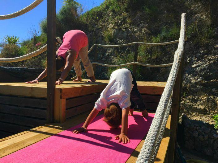 Yoga Mariposa Holidays
